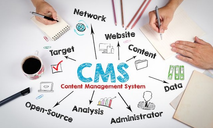 Types of Content Management Systems(CMS)